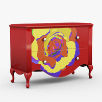commode 3d 3ds