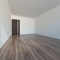 3d model base interior scene