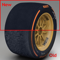 3ds pirelli tyre 18 inches