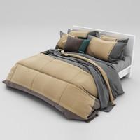 bed 33 3d model