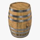 barrel 3D models
