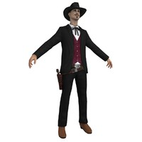 3ds max doc holliday