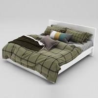 bed 34 3d model