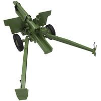 3ds max howitzer