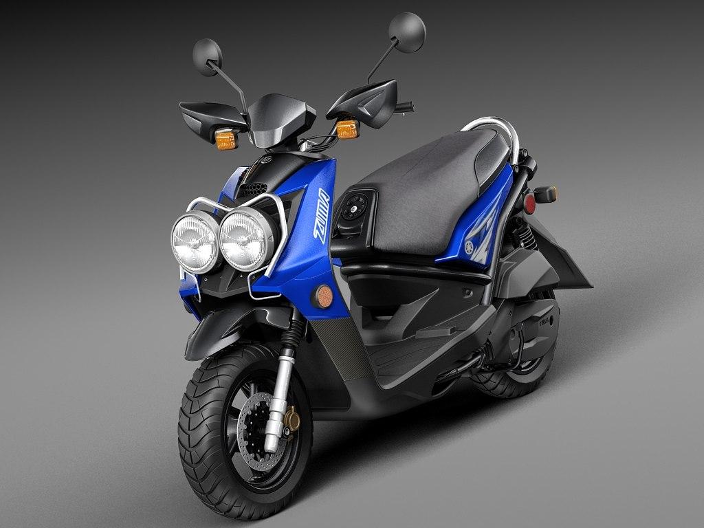 Yamaha Zuma Turbo