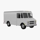 box truck 3D models