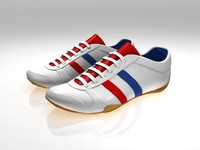 3d model classic trainers
