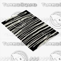 arte espina 5033-73 black 3d model