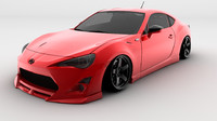 3d 2013 sicon fr-s sport model