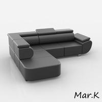 3ds max sofa laon