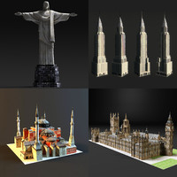 landmarks collection