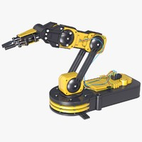 3ds robotic arm