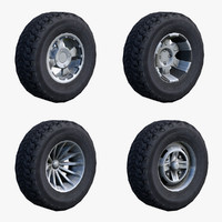 set wheels atv 3ds