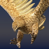 Eagle Ornamental