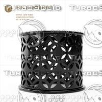 3dsmax boca lobo stone table