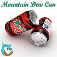 3ds mountain dew