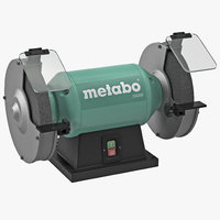 3ds max bench grinder metabo ds