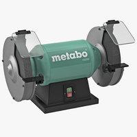 3ds max bench grinder metabo ds