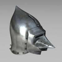 hounskull helmet obj