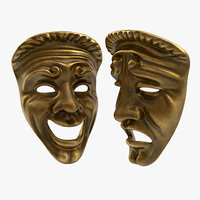theatre masks max