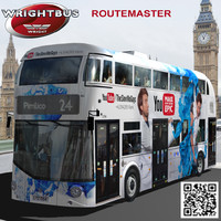 3d wrightbus routemaster bus youtube