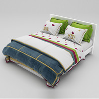 3dsmax bed 37