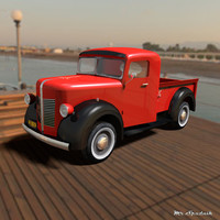 3d model car forties games