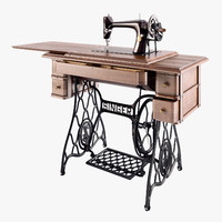Singer Sewing Machine No.66