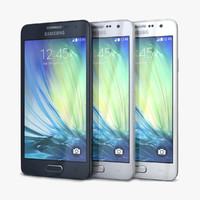 Samsung Galaxy A3 and A3 Duos