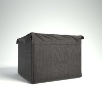 3d cloth storage box