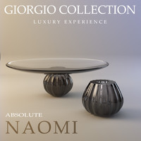 Naomi Murano glass Vases GIORGIO COLLECTION absolute
