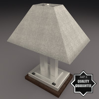 maya modern table lamp