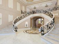 interior classical mansion max