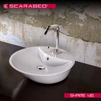 3d washbasin tap