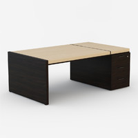 table desk 3d 3ds