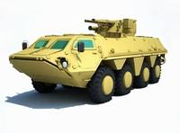BTR 4 Bucephalus