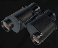 3ds max physically binoculars