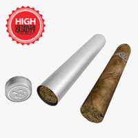 3ds max cigar montecristo habana