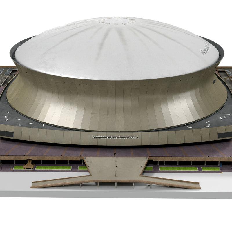 Mercedes Benz Superdome 3d model 01.jpg