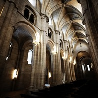 3d basilica san vicente model