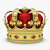 obj crown 3