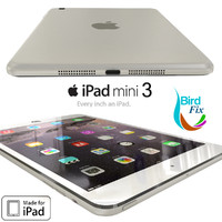 Apple iPad Mini 3 Silver
