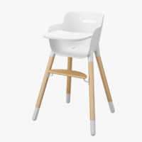 flexa chair 3d model