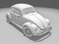 3d beetle 1300 model