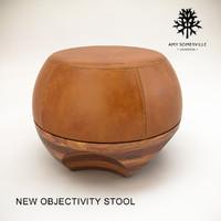 new objectivity stool 3d max
