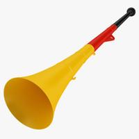 3ds max vuvuzela