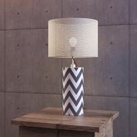 3d geometric lamp