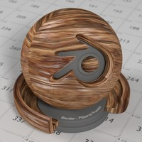 Cycles Material Wood 18