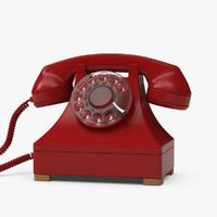 maya retro phone