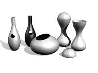 vases set 2 max